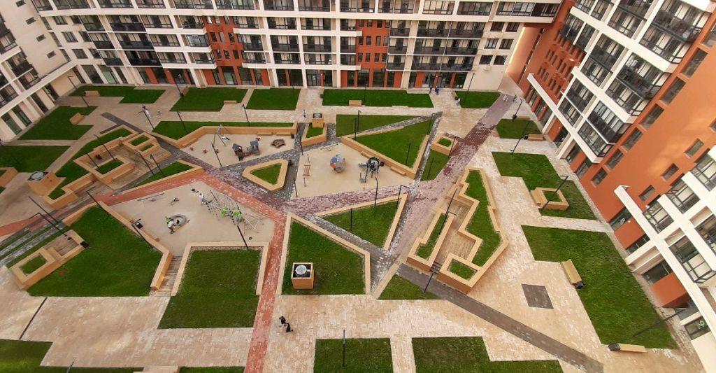 Аренда двухкомнатной квартиры поселок Отрадное, Пятницкая улица 16, цена 30000 рублей, 2021 год объявление №1139488 на megabaz.ru