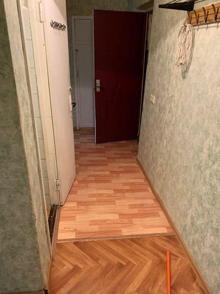 Аренда двухкомнатной квартиры село Ильинское, цена 18000 рублей, 2020 год объявление №1184397 на megabaz.ru