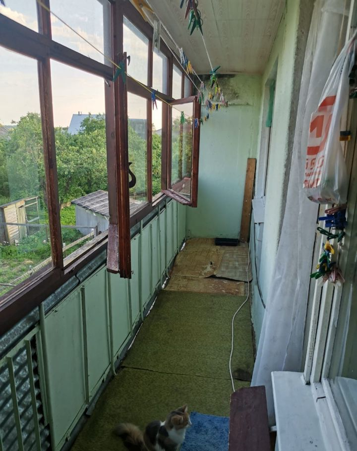 Продажа двухкомнатной квартиры село Борисово, улица Мурзина 34, цена 2200000 рублей, 2021 год объявление №463684 на megabaz.ru