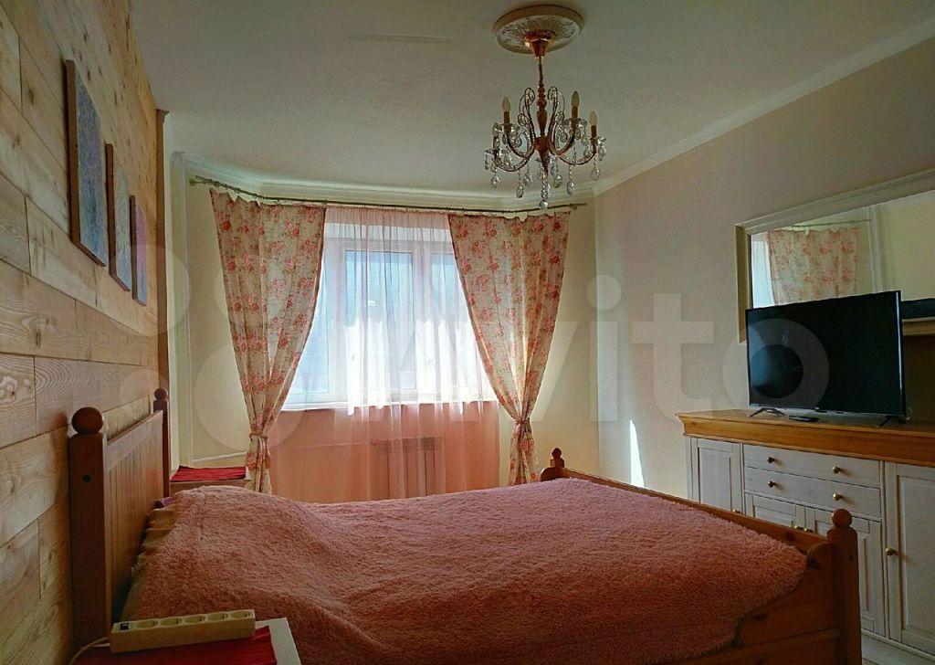 Продажа однокомнатной квартиры Истра, Рабочая улица 2, цена 5750000 рублей, 2021 год объявление №566836 на megabaz.ru