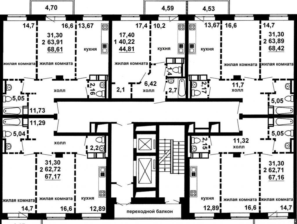 Продажа двухкомнатной квартиры посёлок городского типа Родники, Трудовая улица 7, цена 2399000 рублей, 2021 год объявление №389162 на megabaz.ru