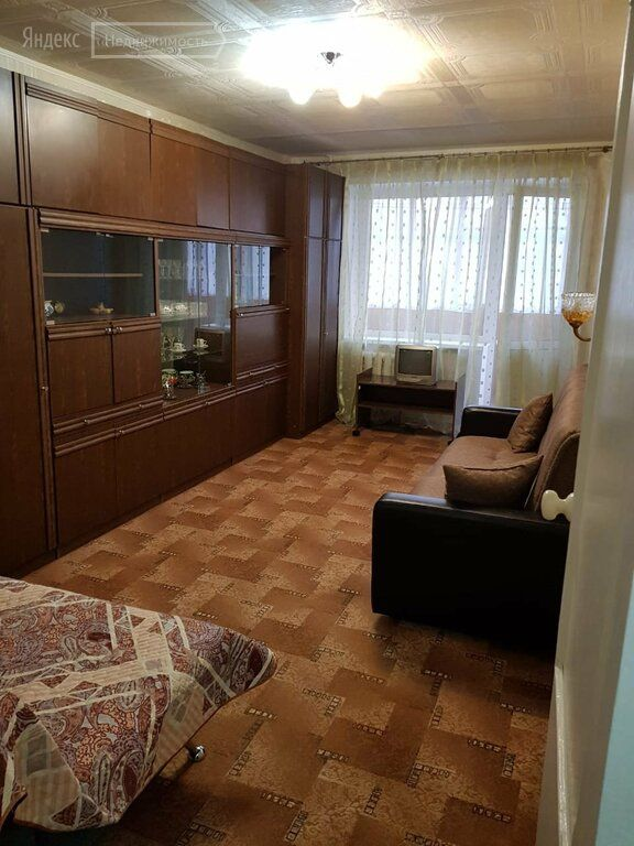 Аренда однокомнатной квартиры поселок Поведники, цена 22000 рублей, 2020 год объявление №1106652 на megabaz.ru