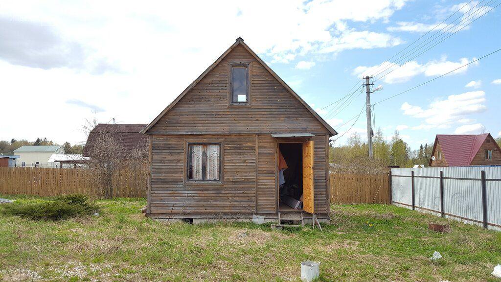 Продажа дома деревня Введенское, цена 990000 рублей, 2021 год объявление №588249 на megabaz.ru