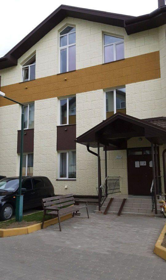 Аренда студии деревня Брёхово, цена 19000 рублей, 2020 год объявление №1126527 на megabaz.ru