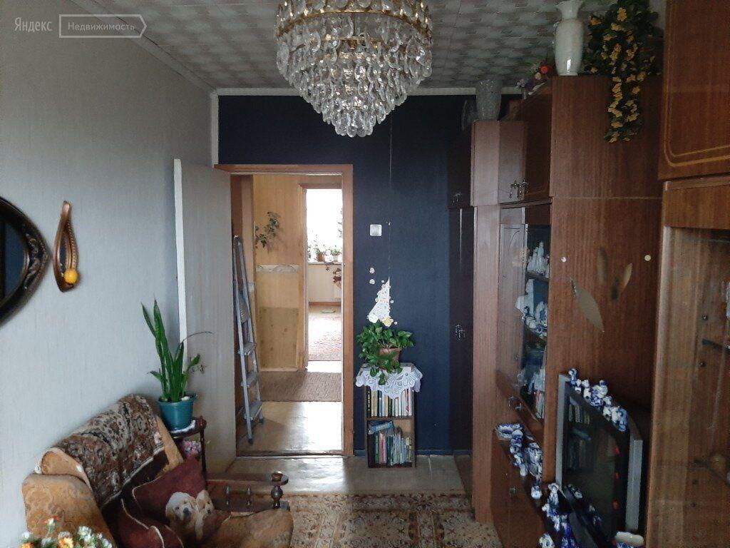 Продажа двухкомнатной квартиры рабочий посёлок Правдинский, Студенческая улица 3, цена 5600000 рублей, 2020 год объявление №437811 на megabaz.ru