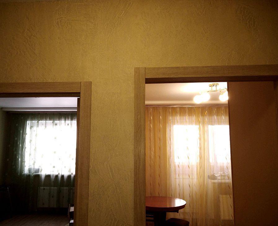 Аренда однокомнатной квартиры поселок Сосновый Бор, улица Объездная Дорога 1, цена 21000 рублей, 2021 год объявление №1078496 на megabaz.ru