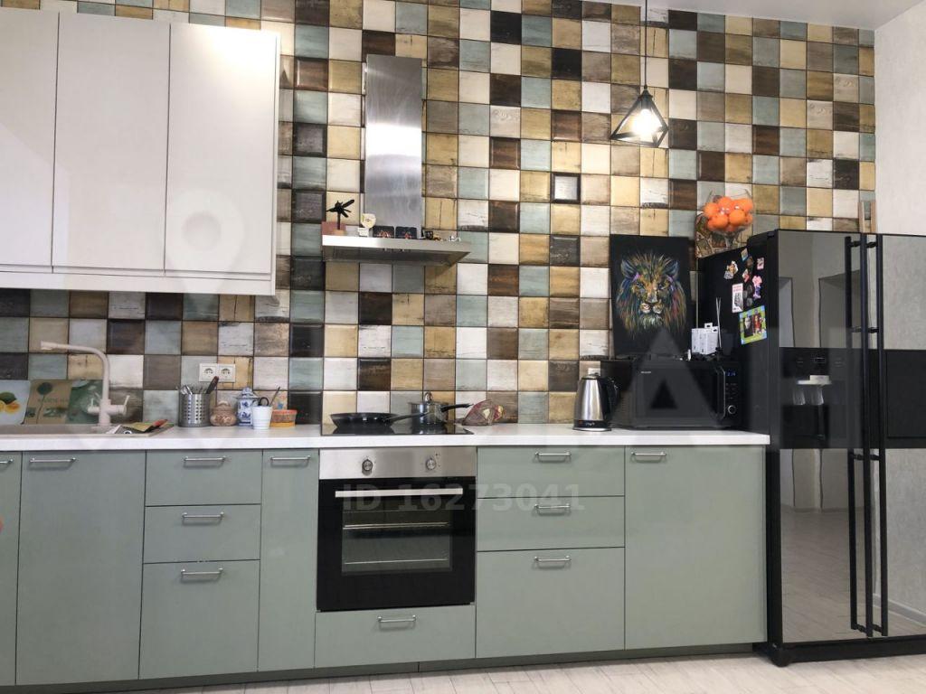 Продажа двухкомнатной квартиры Москва, метро Каширская, Старокаширское шоссе 2к6, цена 11500000 рублей, 2020 год объявление №399596 на megabaz.ru