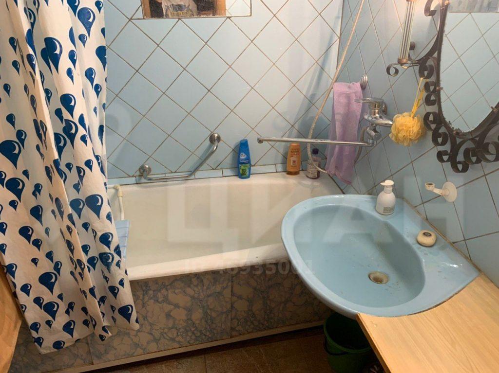 Продажа однокомнатной квартиры поселок Горки-10, метро Молодежная, цена 4100000 рублей, 2021 год объявление №384506 на megabaz.ru