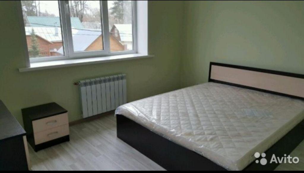Аренда дома деревня Быковка, Шоссейная улица, цена 200000 рублей, 2020 год объявление №1123784 на megabaz.ru