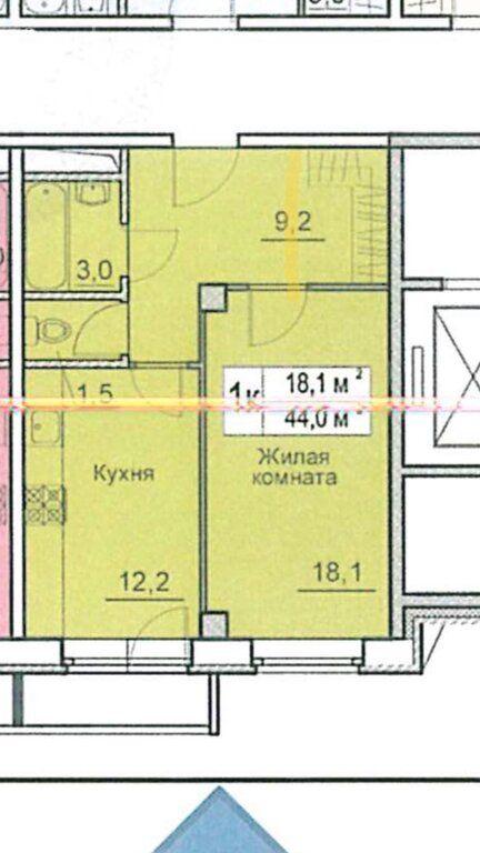 Продажа однокомнатной квартиры деревня Большие Жеребцы, метро Щелковская, цена 3500000 рублей, 2021 год объявление №519874 на megabaz.ru