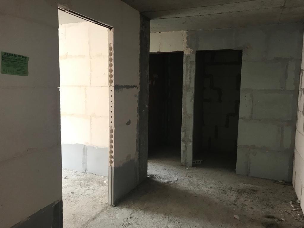 Продажа двухкомнатной квартиры деревня Большие Жеребцы, цена 2900000 рублей, 2021 год объявление №365249 на megabaz.ru