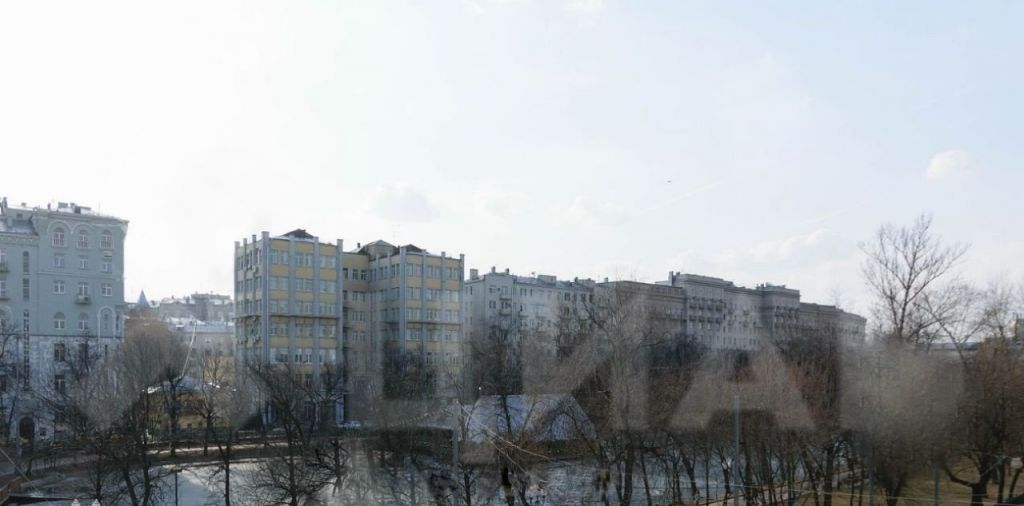 Продажа пятикомнатной квартиры Москва, метро Чистые пруды, Чистопрудный бульвар 21, цена 45000000 рублей, 2020 год объявление №391861 на megabaz.ru
