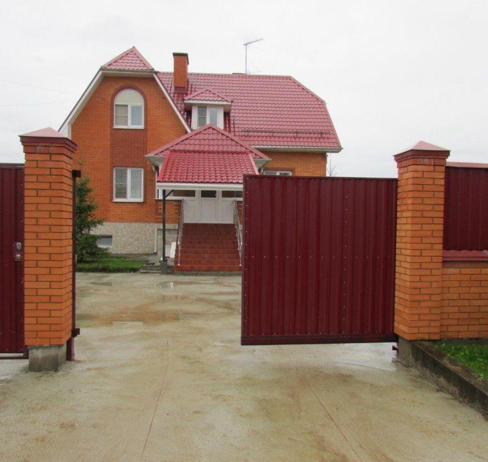 Продажа дома деревня Григорово, цена 17000000 рублей, 2020 год объявление №428445 на megabaz.ru