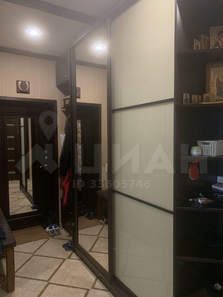 Продажа двухкомнатной квартиры деревня Чёрная, Садовая улица 8, цена 6600000 рублей, 2020 год объявление №434920 на megabaz.ru