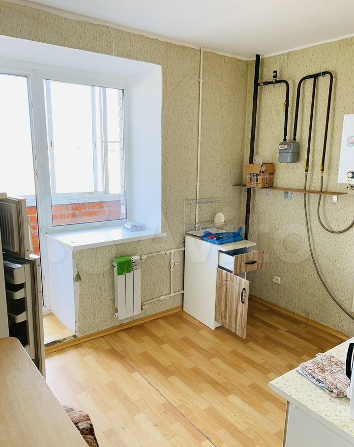 Продажа однокомнатной квартиры поселок Бакшеево, улица Князева 5, цена 1000000 рублей, 2021 год объявление №626735 на megabaz.ru