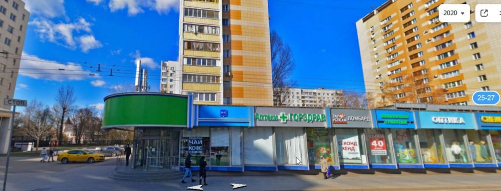 Продажа однокомнатной квартиры Москва, метро Марксистская, Таганская улица 25, цена 6636000 рублей, 2020 год объявление №497602 на megabaz.ru