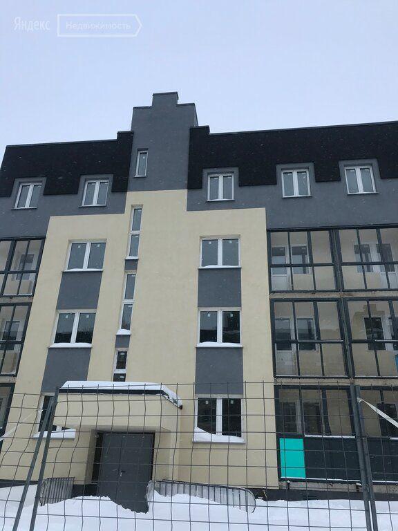 Продажа двухкомнатной квартиры деревня Солманово, Триумфальная улица 12, цена 4900000 рублей, 2021 год объявление №584779 на megabaz.ru