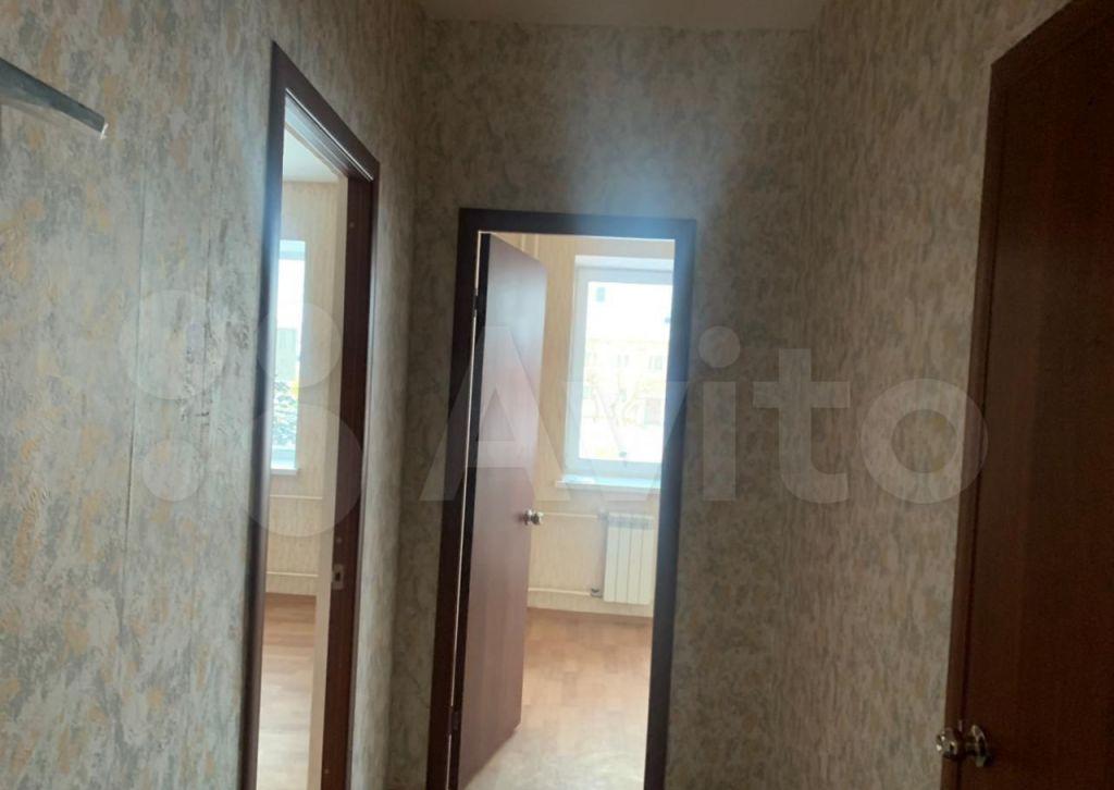 Продажа однокомнатной квартиры поселок Бакшеево, Комсомольская улица 22, цена 1100000 рублей, 2021 год объявление №594688 на megabaz.ru